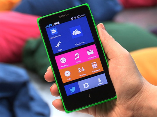 Photo of نوکیا 3 تلفن هوشمند آندرویدی معرفی کرد!