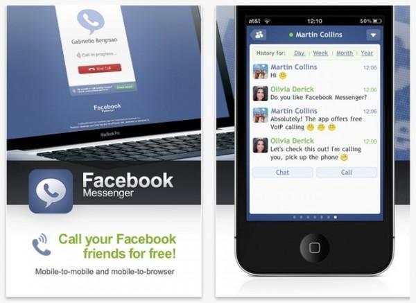 Photo of نسخه ۴ فیسبوک مسنجر بر روی iOS به بازار عرضه شد+دانلود
