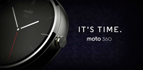 Photo of عرضه ی ساعت هوشمند موتورولا Moto 360در تابستان امسال