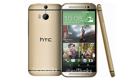gold-htc-all-new-one