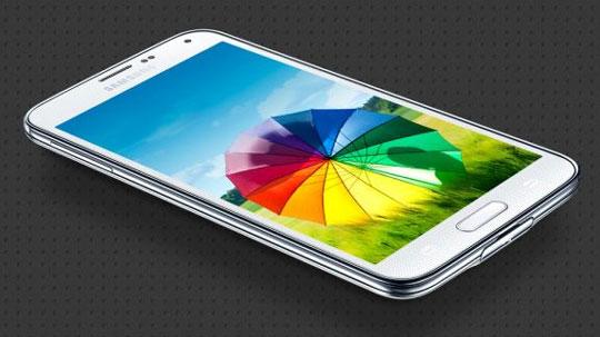 Photo of گلکسی اس 5، بهترین نمایشگر تلفنهای هوشمند را دارد