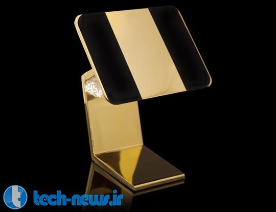 Gold--amp-Swarovski-Crystal-Tablet-Stand