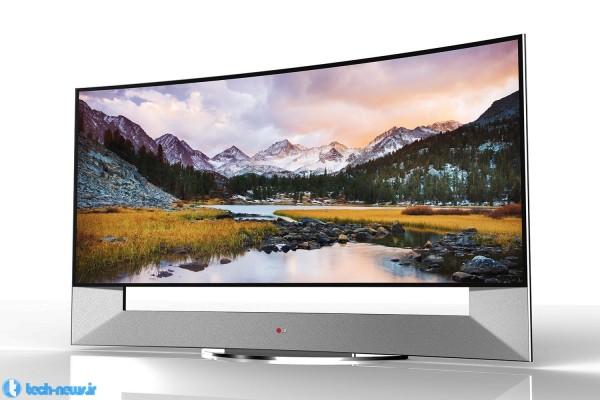 Photo of تلویزیون 105 اینچی ال جی با کیفیت 4K