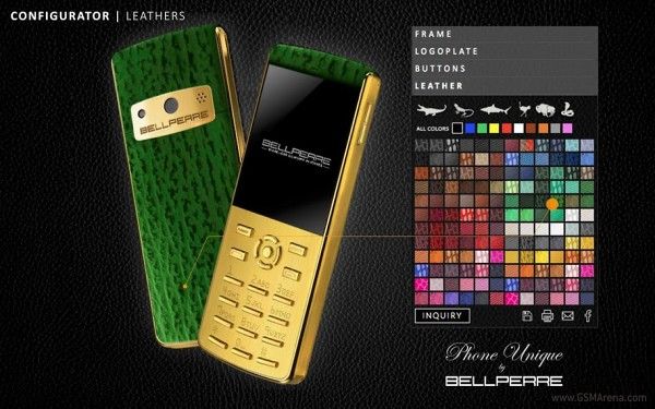 Photo of Bellperre اولین گوشی لوکس با قابلیت ساخت سفارشی خود را عرضه کرد