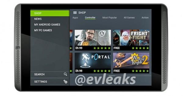 Photo of انتشار تصویر رسمی تبلت NVIDIA Shield