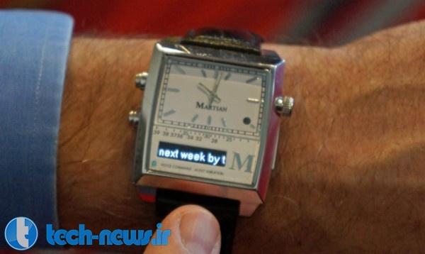 Photo of کمپانی Guess به صف تولید کنندگان ساعت های هوشمند می پیوندد