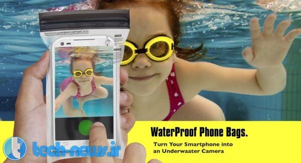 Photo of تلفنهای هوشمند خود را با استفاده از کیسه های ارزان پلاستیکی aLOKSAK ضد آب کنید