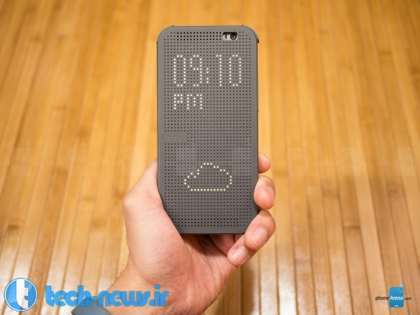 HTC-Dot-View-case