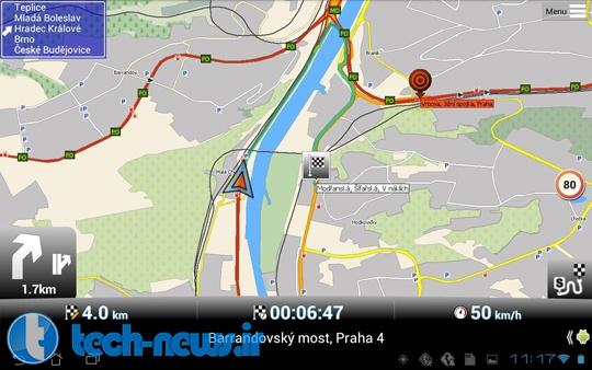 MapFactor-GPS-Navigation
