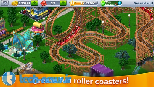 RollerCoaster-Tycoon-4-Mobile---free