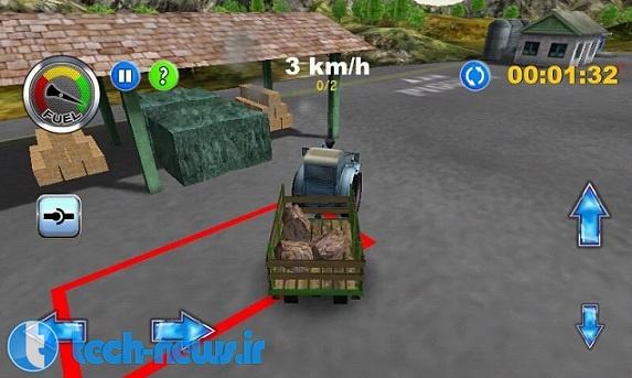 Tractor-Farm-Driver