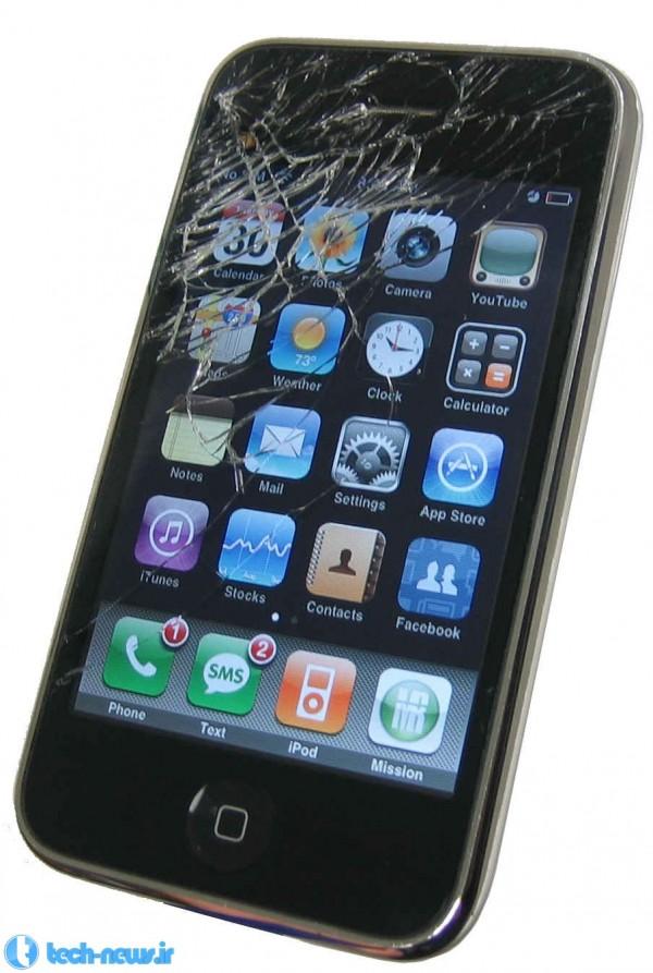 Photo of اپل شیشه ی آسیب دیده ی آیفون 5s را تعویض می کند
