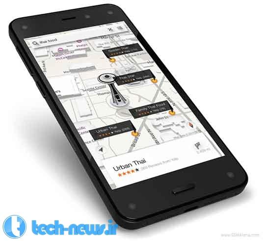 Photo of آمازون آپدیت جدید نرم افزاری را برای تلفن هوشمند Fire منتشر کرد