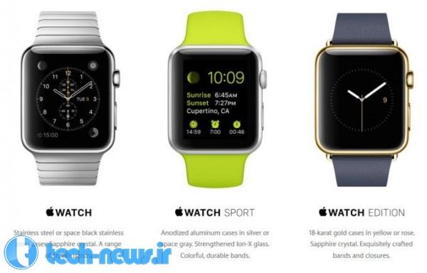 Photo of ساعتهای هوشمند اپل، بالاخره معرفی شدند: 2 سایز در 3 مدل مختلف