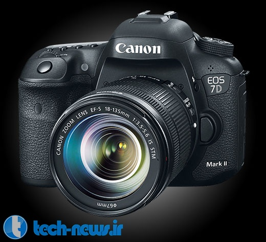 Photo of دوربین جدید و سریع کانن، 7D Mark II، بالاخره معرفی شد