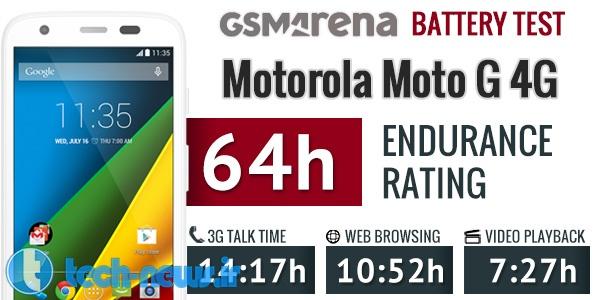 Photo of تست باتری Motorola Moto G 4G