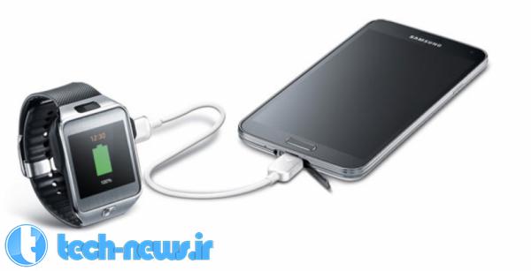 Photo of با کابل جدید سامسونگ قادر خواهید بود ساعت هوشمند خود را با گلکسی اس 5 شارژ کنید!