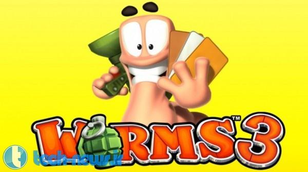 Worms_3_Logo
