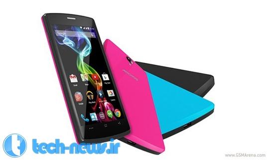 Photo of تلفنهای هوشمند Archos، جزو ارزانترین اندرویدی های بازار