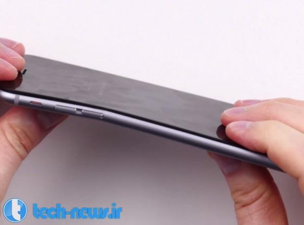 Photo of اپل به خم شدن آیفون 6 پلاس واکنش نشان داد : جای نگرانی نیست!