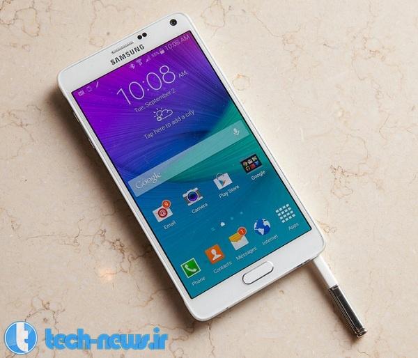Photo of Samsung Galaxy Note 4 با پردازنده قدرتمند اسنپدراگون 810 معرفی شد