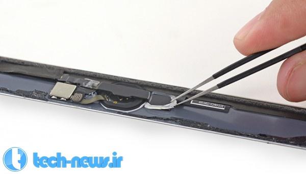 Photo of آیپد مینی 3 به راحتی قابل تعمیر نیست