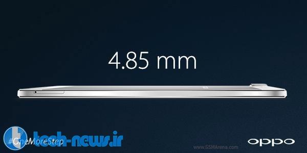 Photo of اوپو R5؛ نازکترین تلفن هوشمند دنیا رسما معرفی شد