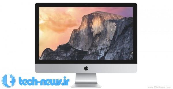 Photo of All-In-One جدید اپل با صفحه نمایش رتینا و وضوح تصویر 5K معرفی شد