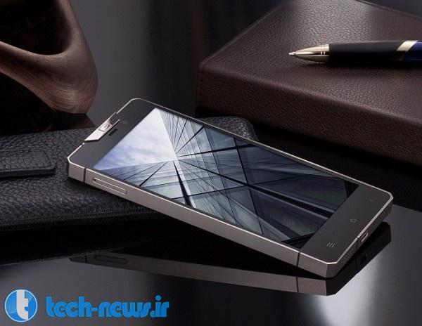 Photo of Gresso Regal R1 یک تلفن هوشمند اندرویدی 3000 دلاری است!