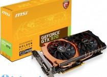 MSI GeForce GTX 970 Golden Edition OC