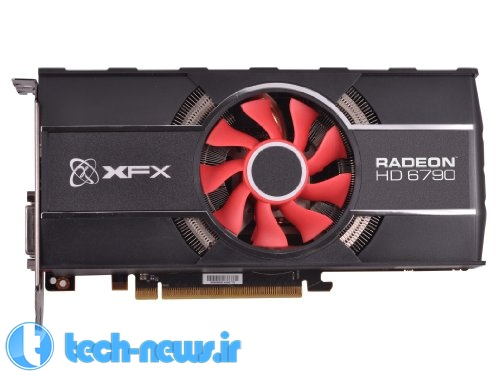 AMD Radeon HD 6790 XFX 1GB GDDR5