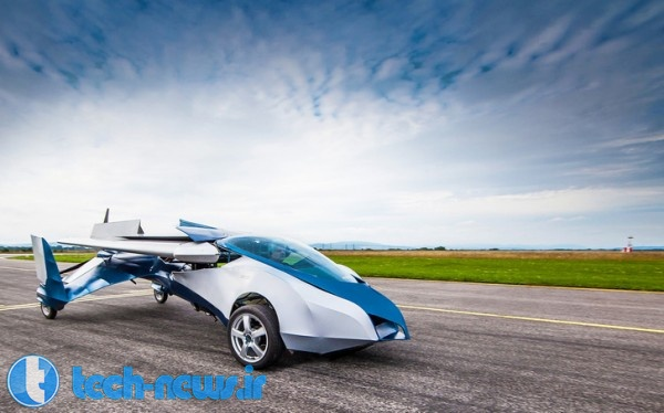Photo of Aeromobil 3.0، خودرویی پرنده می باشد که قادر به طی کردن 500 مایل می باشد!