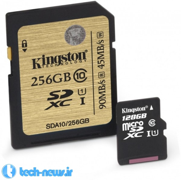 Photo of Kingston کارت حافظه های پرسرعت 128 و 256 گیگابایت خود را معرفی کرد