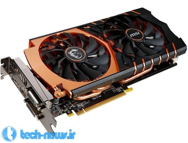 MSI GeForce GTX 970 Golden Edition OC 1