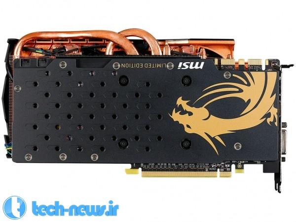MSI GeForce GTX 970 Golden Edition OC 3