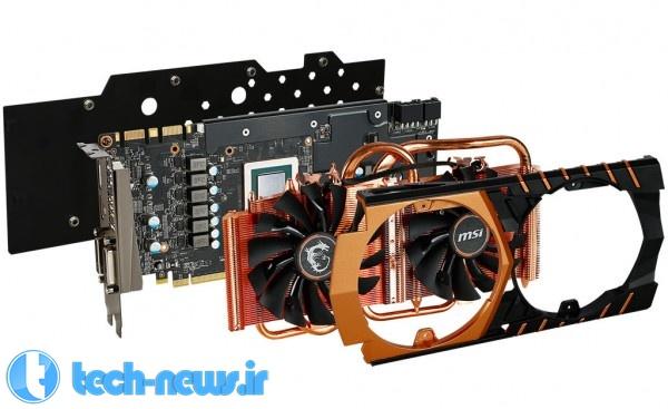MSI GeForce GTX 970 Golden Edition OC 4