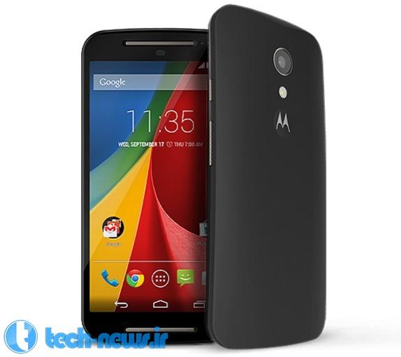 Photo of عرضه ی آپدیت اندروید 5 برای Motorola Moto G 2014