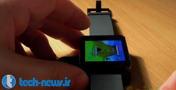 Photo of سیستم عامل Android Wear قادر به اجرای بازی های Play Station 1 می باشد!
