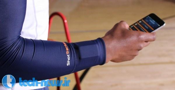 Photo of گجت پوشیدنی ShotTracker شما را در پرتاب های ورزش بسکتبال، کمک خواهد کرد!