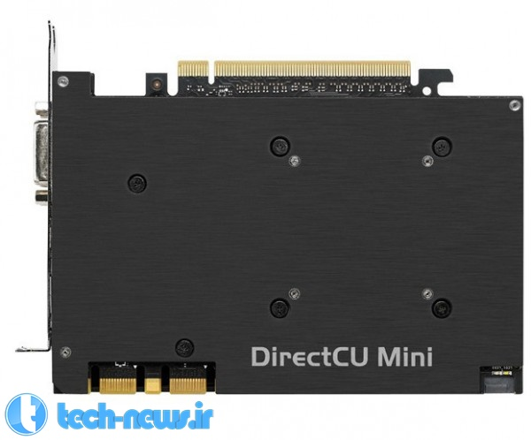 ASUS Readies GeForce GTX 970 DirectCU Mini 2