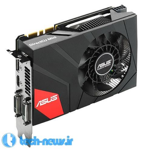 ASUS Readies GeForce GTX 970 DirectCU Mini