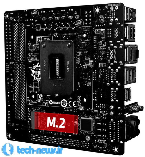 MSI Announces Z97I Gaming ACK Motherboard 3