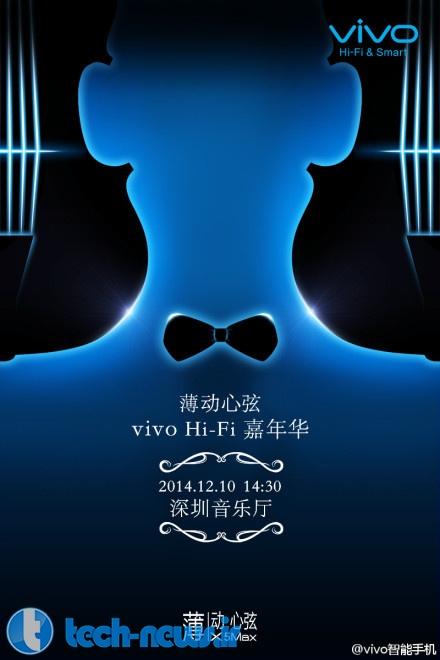 Photo of دهم دسامبر Vivo X5 Max؛ نازک ترین تلفن هوشمند دنیا معرفی خواهد شد
