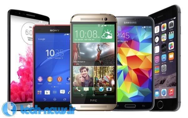 Photo of بهترین تلفنهای هوشمند سال 2014