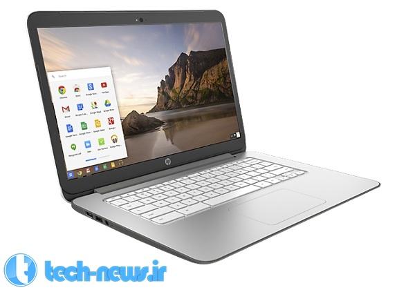 Photo of HP Chromebook 14 G3 با پردازنده قدرتمند Nvidia Tegra K1
