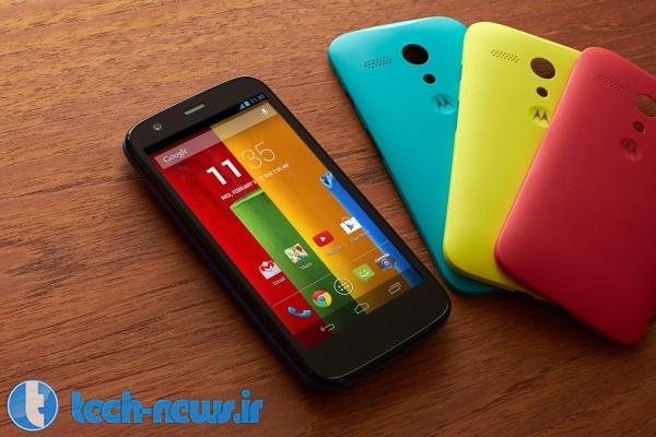 Photo of هردو ورژن Motorola Moto G میتوانند اندروید 5.0.1 را دریافت کنند