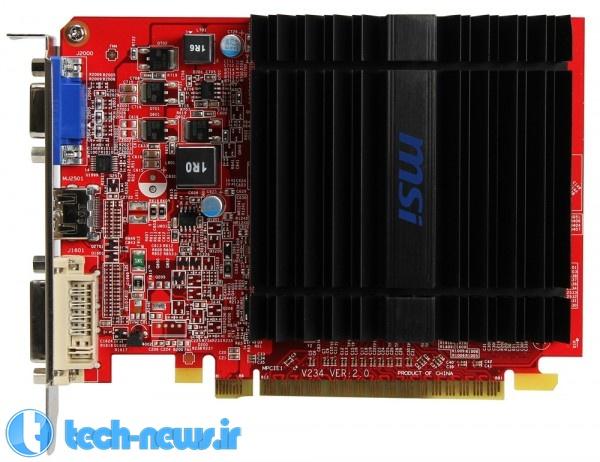 msi Radeon R5 230 1