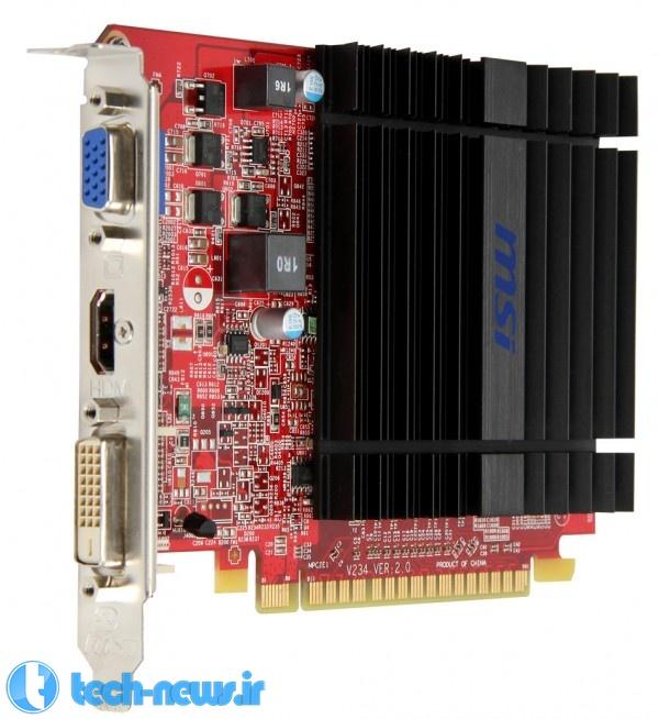msi Radeon R5 230 2