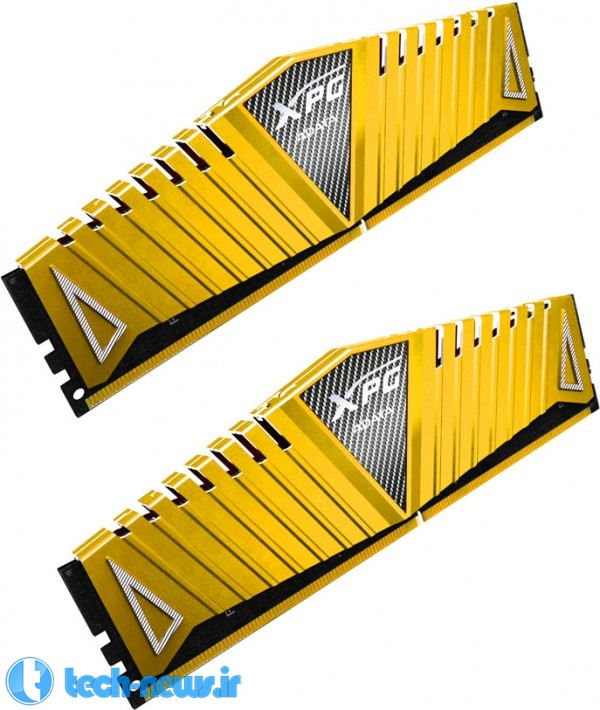 ADATA Launches its Gold Edition XPG Z1 DDR4 Overclocking Memory