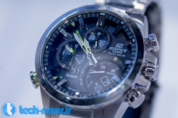 Casio Edifice EQB-500 proves that Bluetooth watches can look darn cool (hands-on) 3